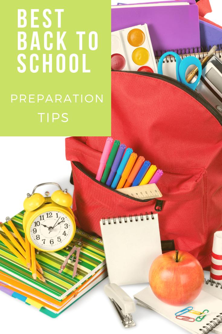 School Supplies–Let's Start Shopping!